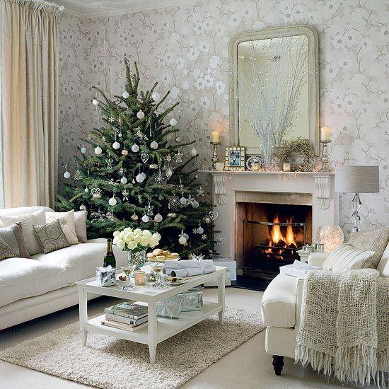 Como Decorar a Casa para o Natal 2012 – Fotos, Dicas e Modelos decoracao arvore de natal 1
