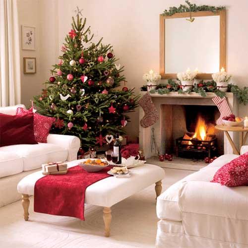 Como Decorar a Casa para o Natal 2012 – Fotos, Dicas e Modelos decoracao casa natal1