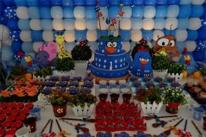Decoração Para Festa de Aniversário Infantil Tema a Galinha Pintadinha – Fotos, Dicas  festa da galinha pintadinha 300x200