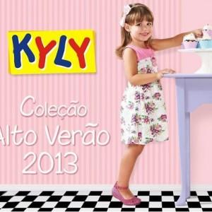 Nova Coleção de Roupas Infantil Kyly 2013 – Fotos, Tendências, Loja Virtual  kyly verão 2013