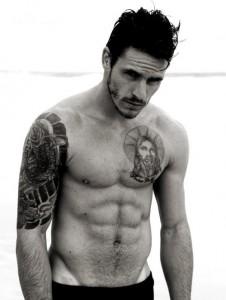 Tendências de Tatuagens Masculinas 2013 –Ver fotos Dicas e Modelos  tatuagem 226x300