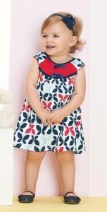 Nova Coleção de Roupas Infantil Kyly 2013 – Fotos, Tendências, Loja Virtual  vestido estampado kyly 152x300
