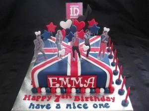 590794 Decoração de aniversário tema One Direction 1 300x224