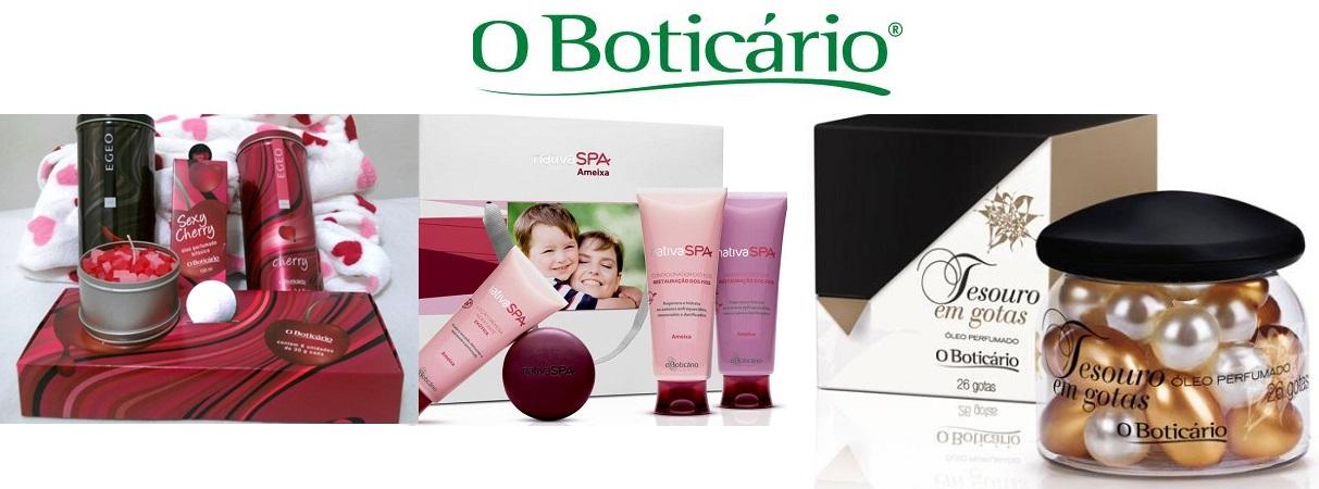 Kits O Boticário Dia das Mães 2013  Presentes O Boticário, Pedido Online Kit O Boticário Dia das Mães 2013