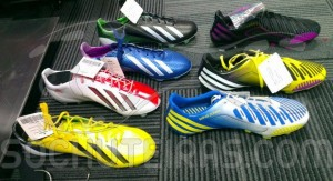 Modelos de Chuteiras Adidas 2013 – Fotos, Modelos, Preços, Comprar Loja Virtual  adidas 300x163