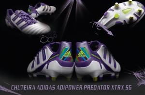 chuteia adidas adipower predator XTRX