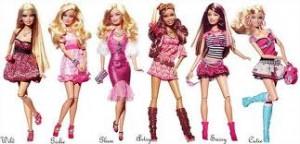 Coleção de Bonecas Barbies – Modelos   coleção 300x144
