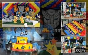 Decoração de Aniversário Tema Transformers – Fotos Modelos e Tendências  images25