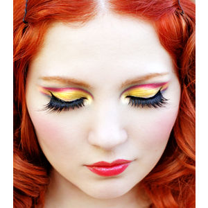 maquiagem colorida 4