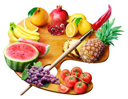 salada frutas