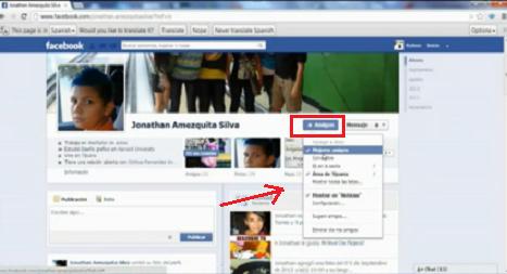 Como Colocar Amigos no Favoritos do Facebook – Passo a Passo tutorial1