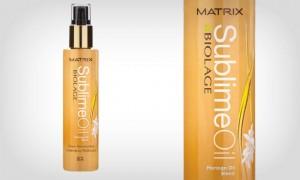06.Biolage Sublime  Matrix R$ 60