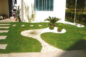 Como Montar Um Jardim Em Uma Casa Pequena – Dicas, Fotos (4)