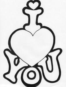 Desenhos Para Colorir do Dia dos Namorados (1)
