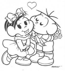Desenhos Para Colorir do Dia dos Namorados (3)