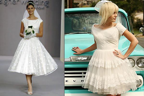 Vestido de Noivas Retrô 2013 – Tendências, Dicas, Modelos (1)