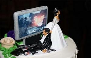 bonequinhos para bolo de casamento 7