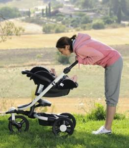 carrinhos de bebês