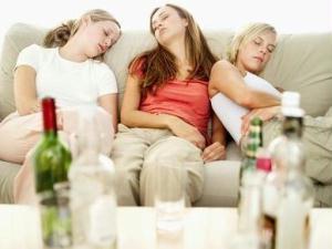 Não reconhecimento de alcoolismo