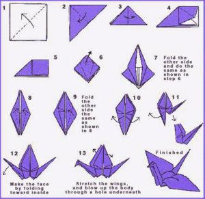 Origami – O que é, Origem, Como Fazer Passo a Passo origami 2