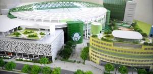 palmeiras novo estádio