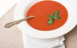 sopa que evita o ganho de peso