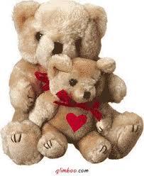 urso de pelucia