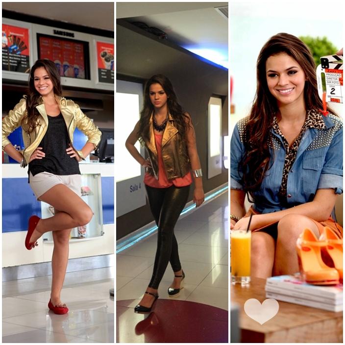 zaxy 2013 com Bruna-Marquezine-