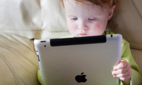 Apple ipad child
