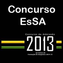 Concurso de Formação de Sargentos do Exercito Brasileiro 2013
