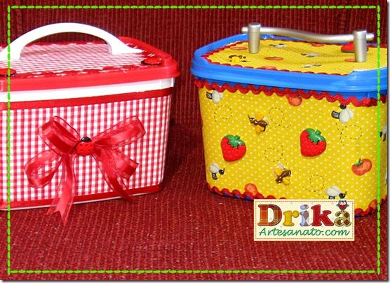 Potes de sorvete decorados Blog Drika Artesanato Detalhes_thumb[1]