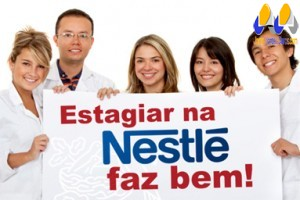 Progrma de Estagio Nestle