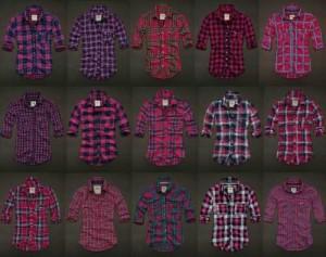 camisas-xadrez-feminina-modelos