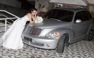 carro da noiva 1