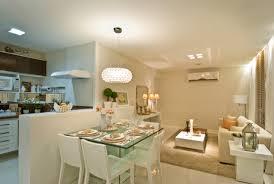 Decoração de Salas de Jantar Para Apartamentos Pequenos – Fotos e Dicas  sala linda