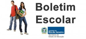 Boletim Escolar Seeduc RJ 2013   Consultar Notas  Boletim Escolar Seeduc Rj 300x137