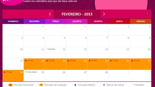 calendario intimus