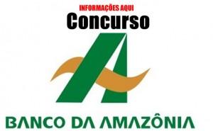 concurso banco amazonia basa
