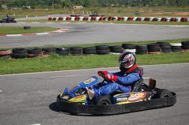 corredor karts