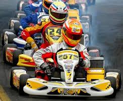 corredores de karts