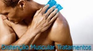 distensao muscular