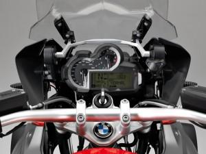 painel da moto bmw 2013