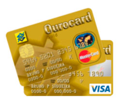 Cartão-Ourocard