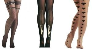 Meias Calças Diferentes e Divertidas para o Inverno 2013