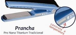 Prancha de Cabelo Babyliss Pro NanoTitanium