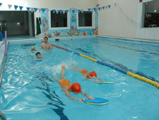 aulas de nataçao