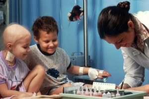 Children Undergoing Chemotherapy
