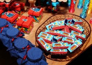 caixinha de chocolates