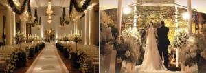 decoracao casamento flores