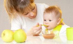 frutas dos bebes